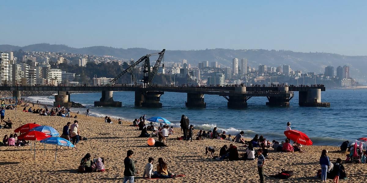 Fin de semana largo: reservas en Valparaíso llegan a 54%, pero superarían el 70%