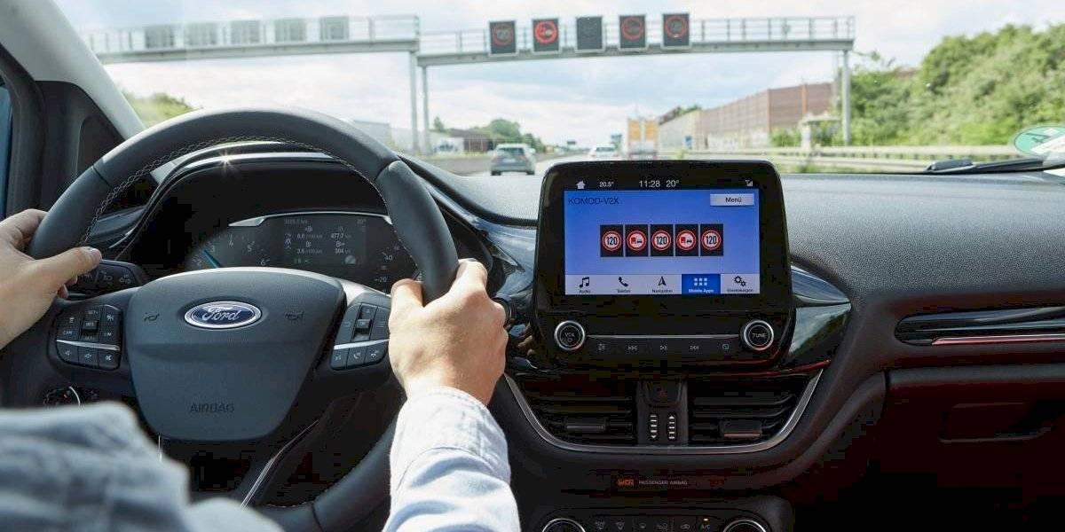 Ford prueba herramientas para buscar estacionamientos desocupados