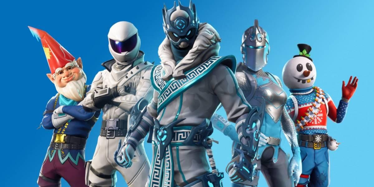 Epic Games tiene buenas noticias para los fanáticos de Fortnite