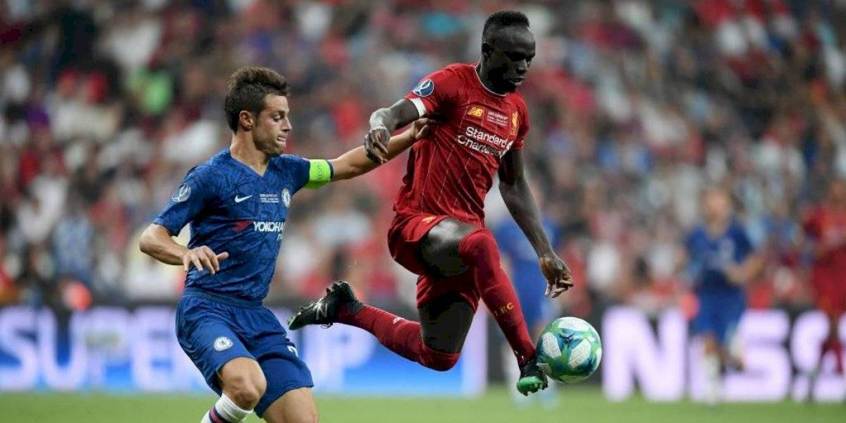 Minuto a minuto: Liverpool y Chelsea van por la Supercopa de la UEFA