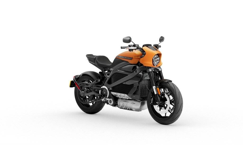 Harley-Davidson LiveWire-10