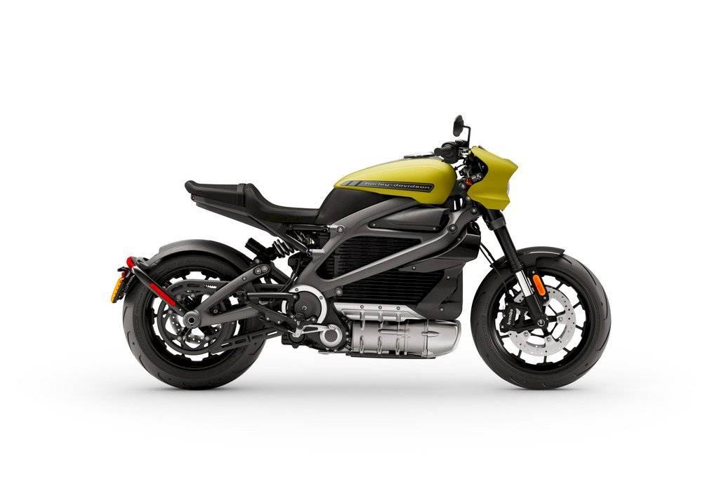 Harley-Davidson LiveWire-12