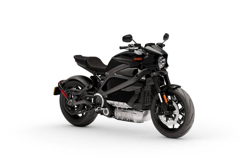 Harley-Davidson LiveWire-3