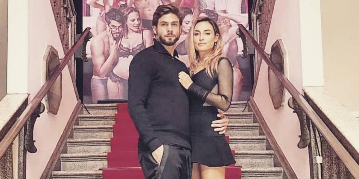 Horacio Pancheri confirma con un beso noviazgo con Marimar Vega