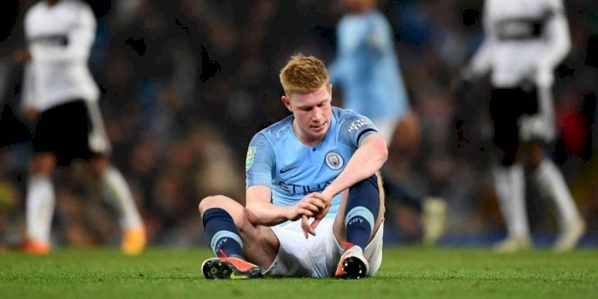 La Premier League pierde 238 mde por las lesiones