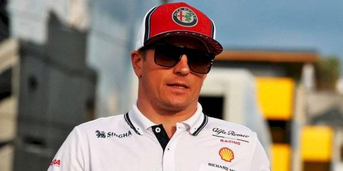 """Los días de locura de Kimi Raikkonen cuando era figura de la F-1: """"Estuve 16 días seguidos bebiendo alcohol"""""""