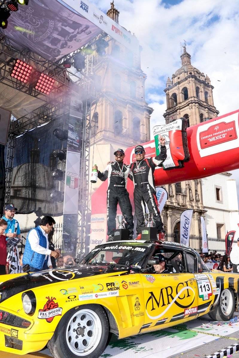 La Carrera Panamericana 2019-10