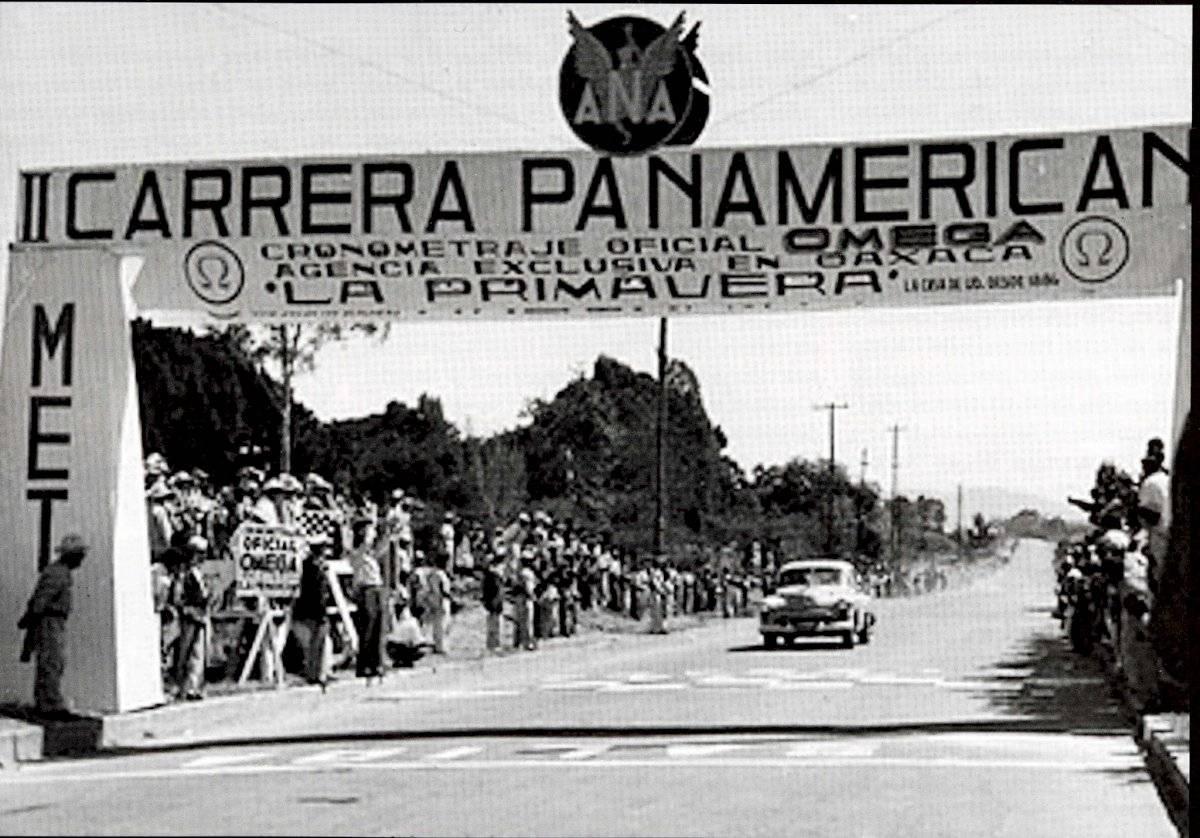La Carrera Panamericana 2019-11