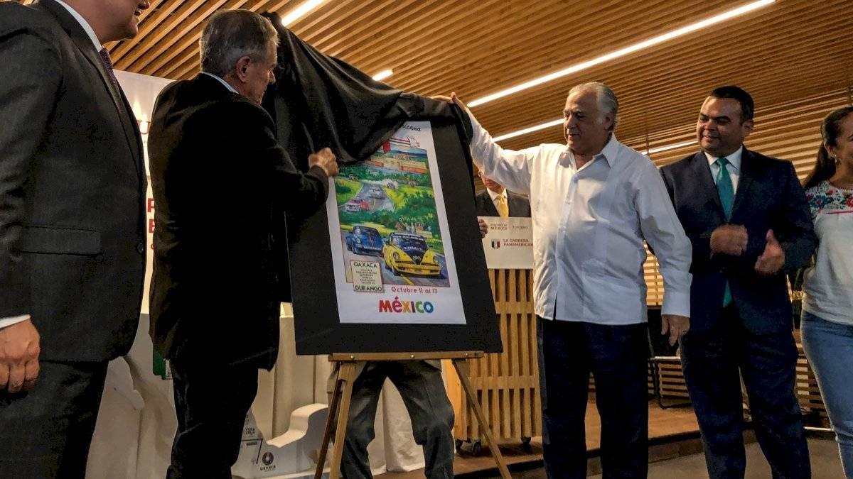 La Carrera Panamericana 2019-2
