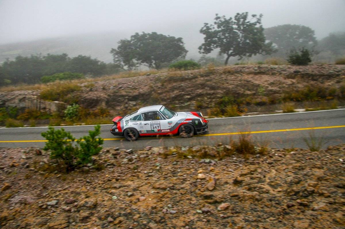 La Carrera Panamericana 2019-17
