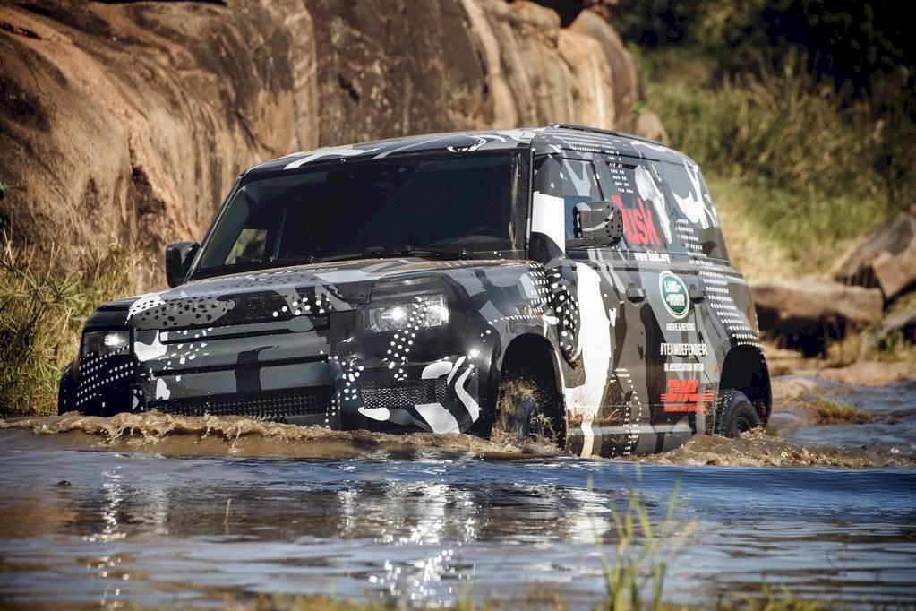Land Rover Defender 2020 - Borana Kenya - Leones- 2019-4