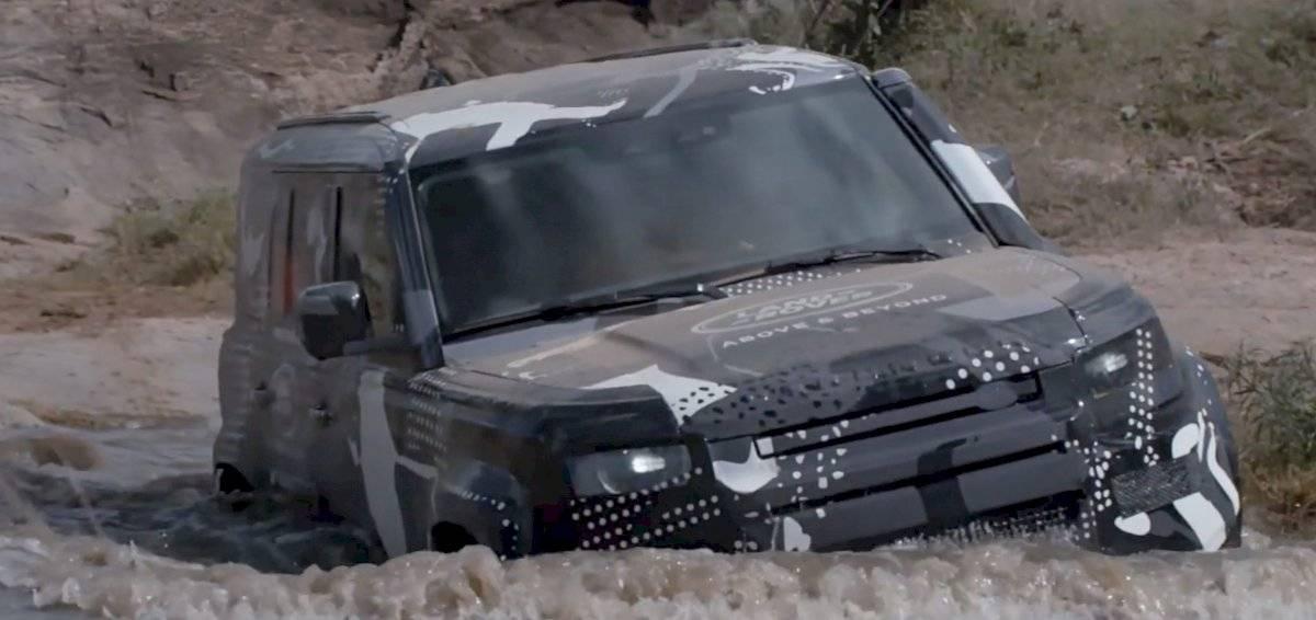 Land Rover Defender 2020 - Borana Kenya - Leones- 2019-13