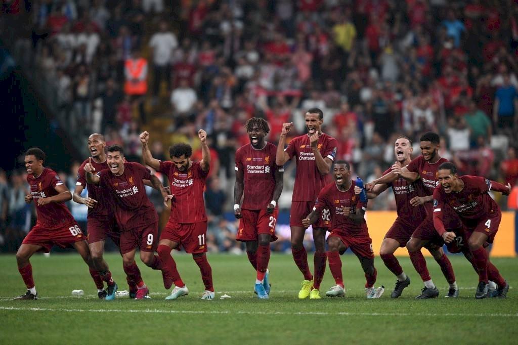 Liverpool gana la Supercopa de Europa