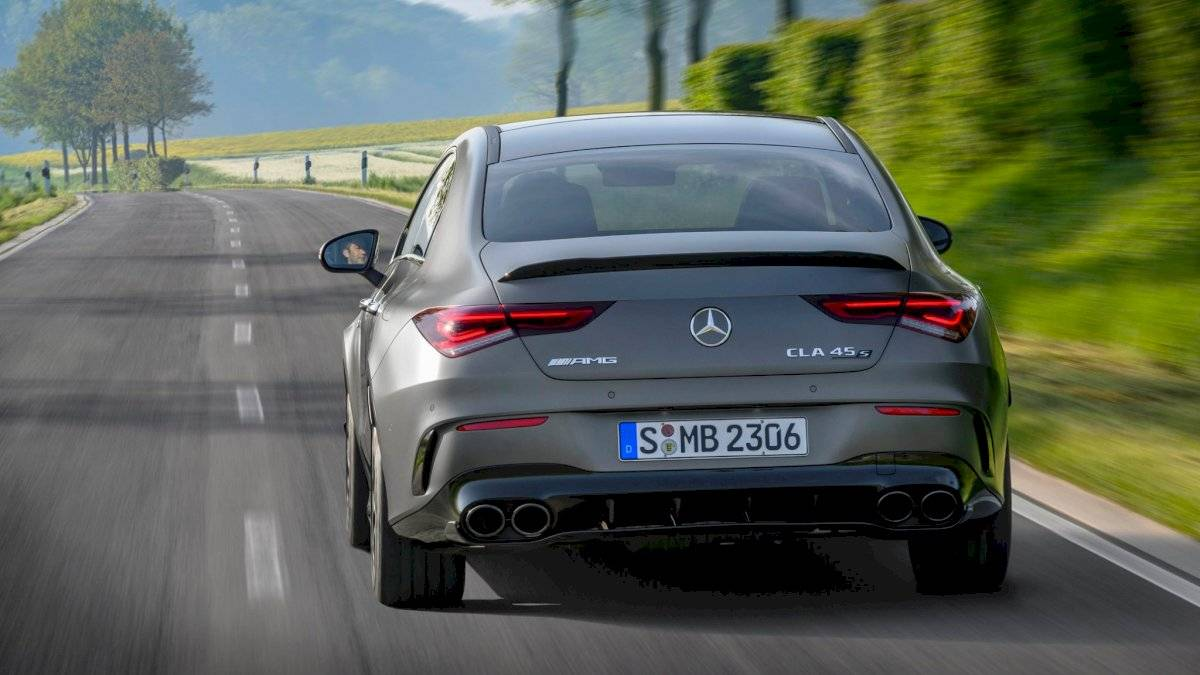 Mercedes-AMG CLA 45 2020-10