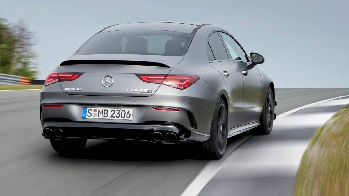 Mercedes-AMG CLA 45 2020-9