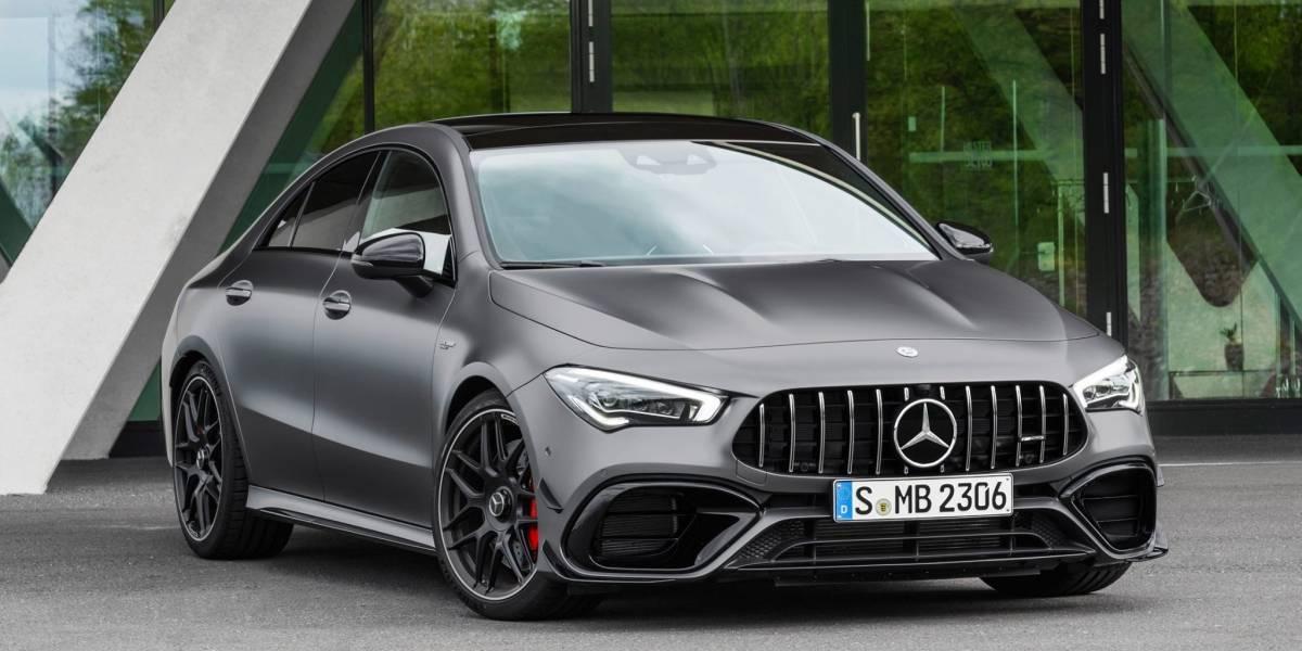 Mercedes-AMG CLA 45 2020