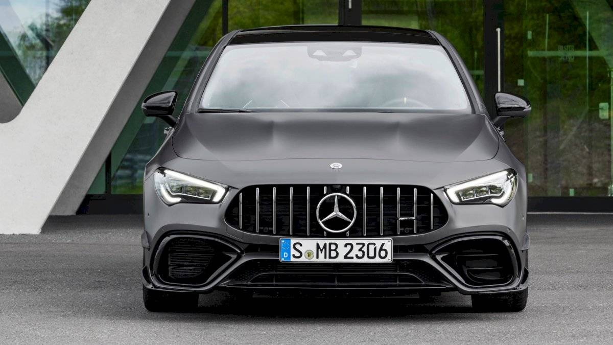 Mercedes-AMG CLA 45 2020-3