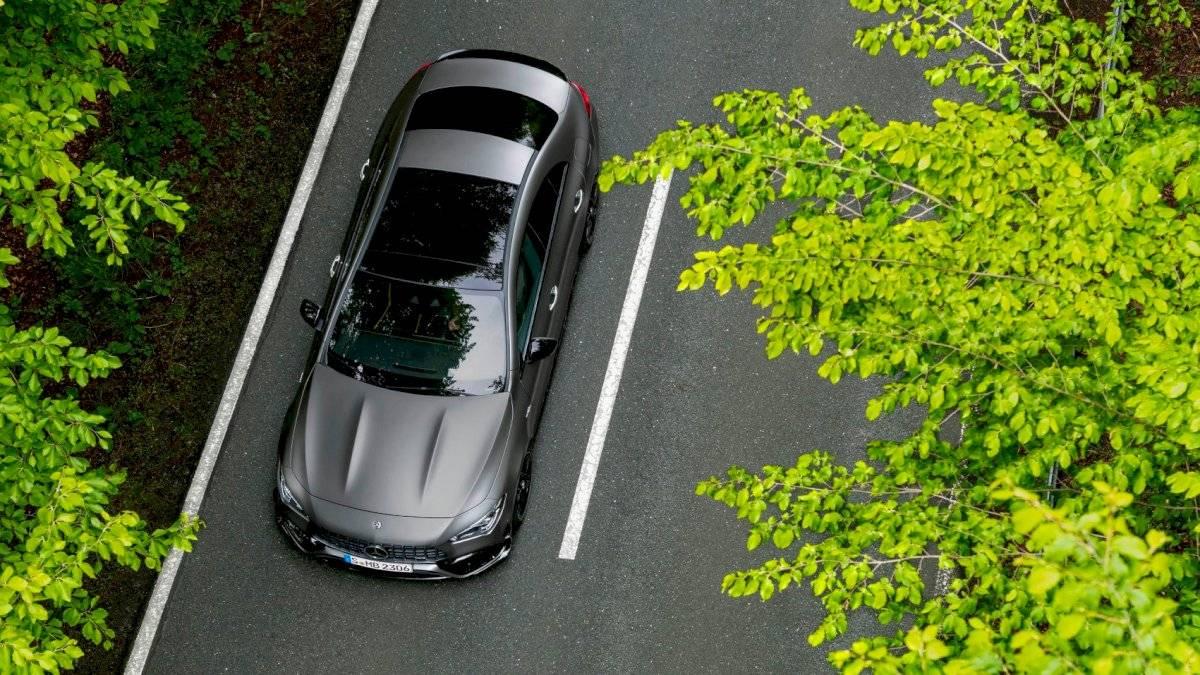 Mercedes-AMG CLA 45 2020-17