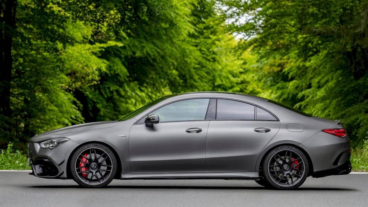 Mercedes-AMG CLA 45 2020-