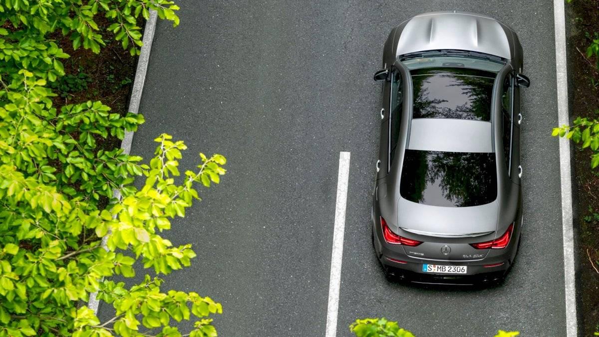 Mercedes-AMG CLA 45 2020-16