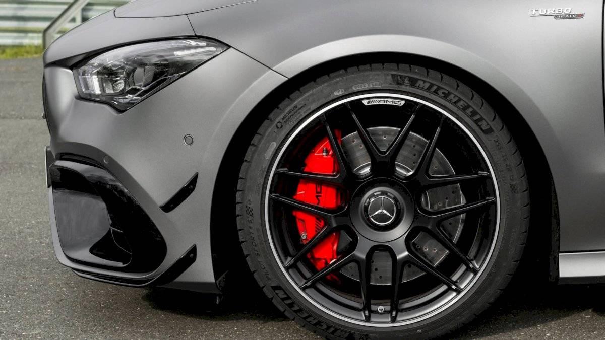 Mercedes-AMG CLA 45 2020-8