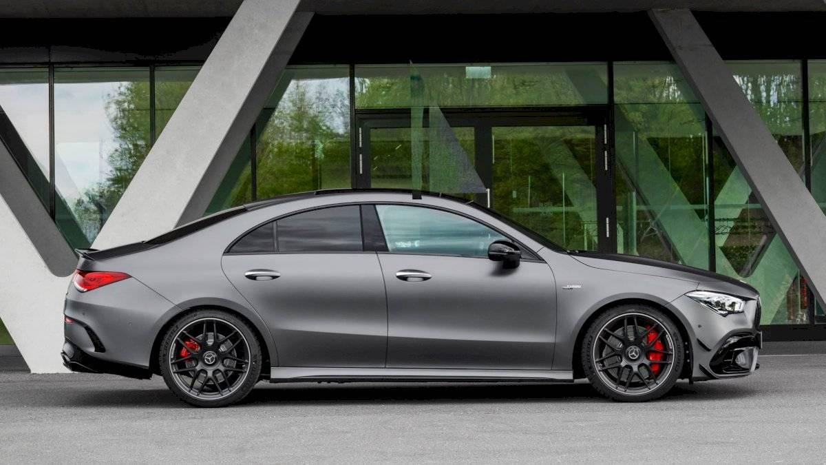Mercedes-AMG CLA 45 2020-15
