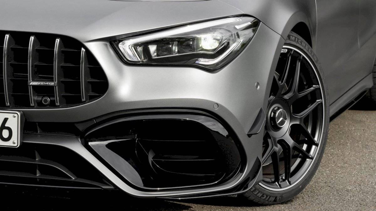 Mercedes-AMG CLA 45 2020-14