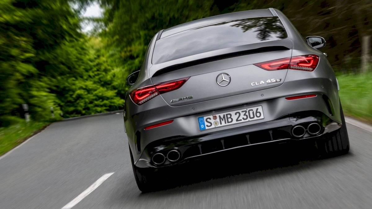 Mercedes-AMG CLA 45 2020-7