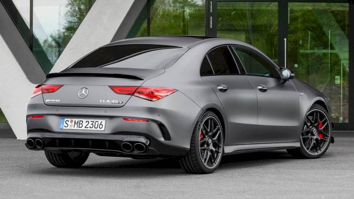Mercedes-AMG CLA 45 2020-4