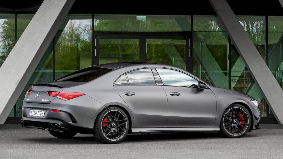 Mercedes-AMG CLA 45 2020-12