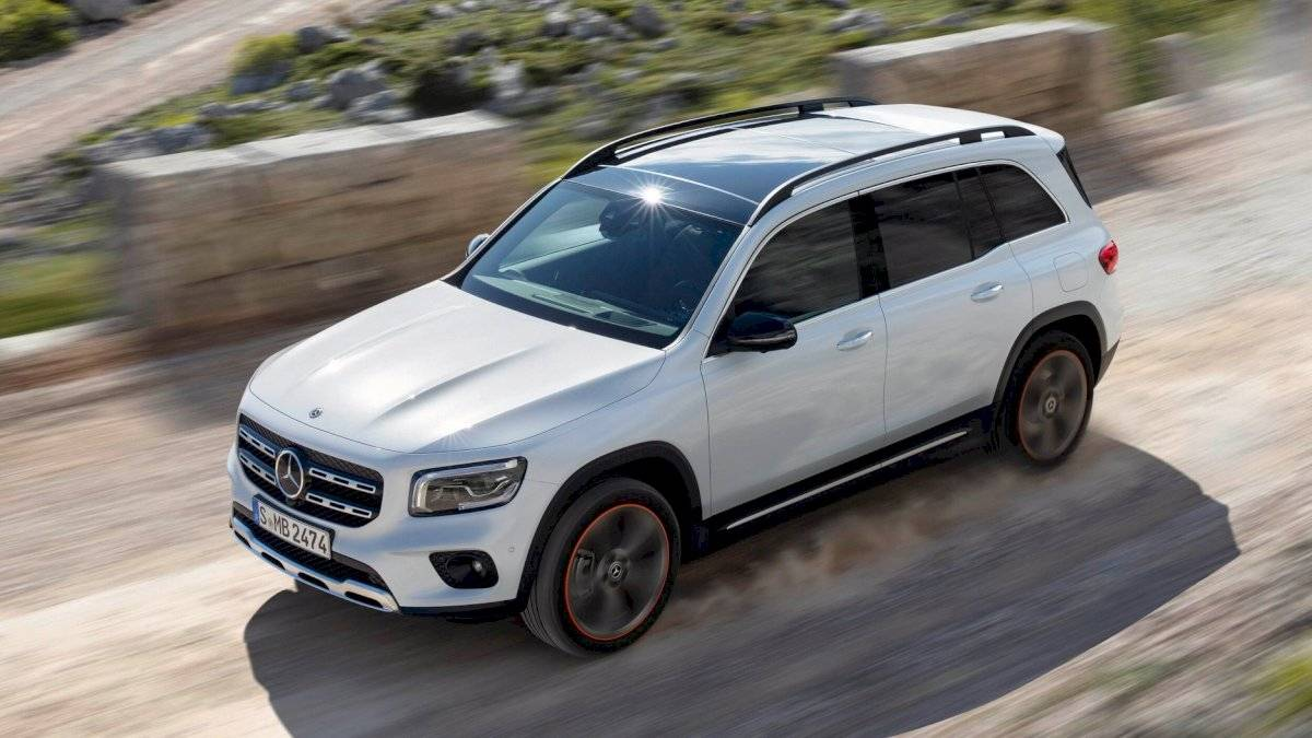 Mercedes-Benz GLB 2020-1