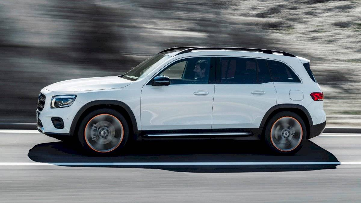 Mercedes-Benz GLB 2020-5