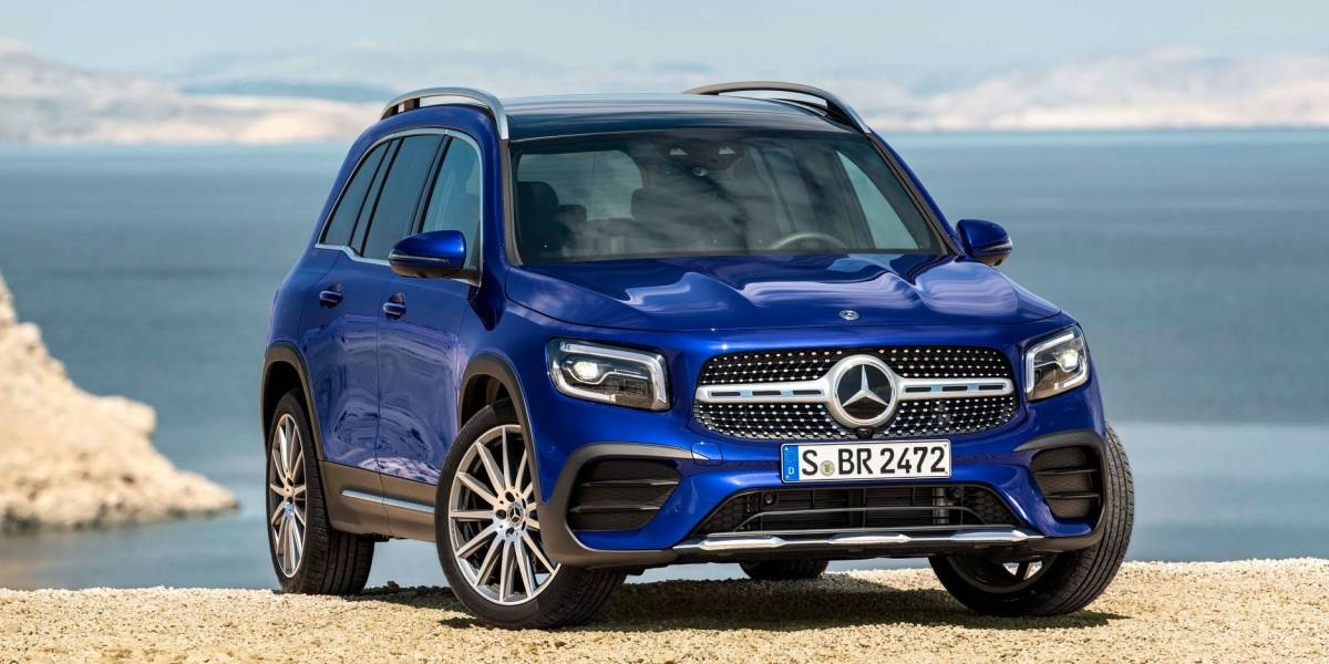 Mercedes-Benz GLB 2020