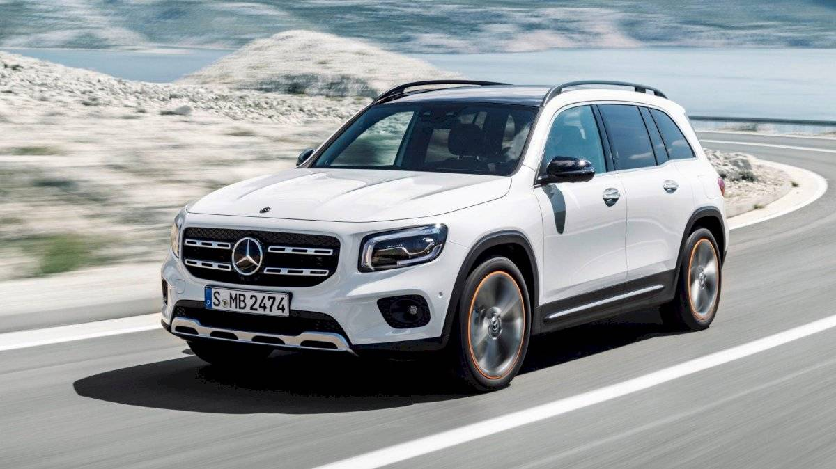 Mercedes-Benz GLB 2020-6