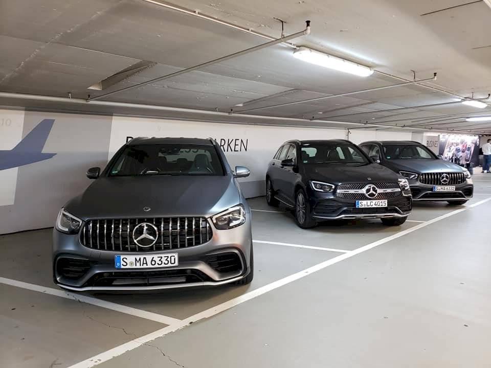 Mercedes-Benz GLC 2020-1