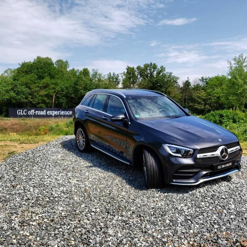 Mercedes-Benz GLC 2020-11