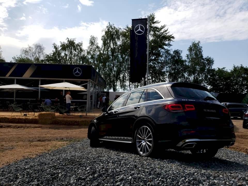 Mercedes-Benz GLC 2020-8