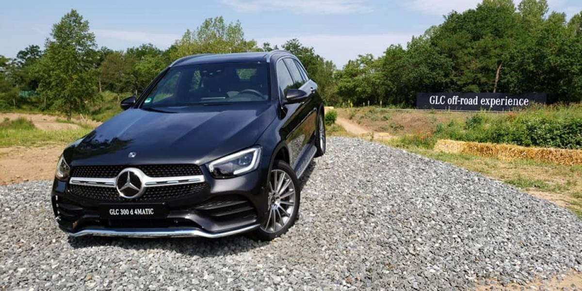 Mercedes-Benz GLC 2020, lo manejamos en Alemania