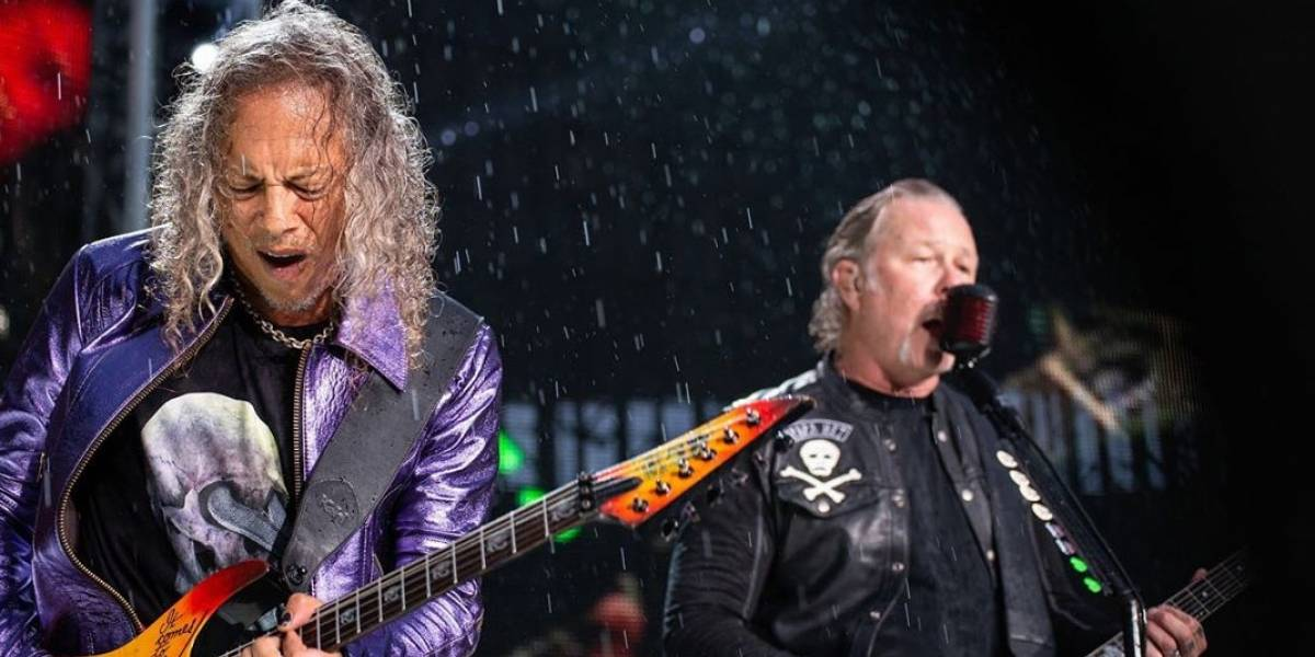 Metallica fará shows no Brasil em 2020 com Greta Van Fleet e Ego Kill Talent