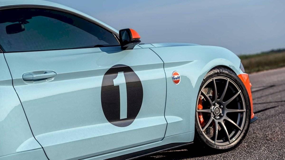 Mustang Gulf Heritage-