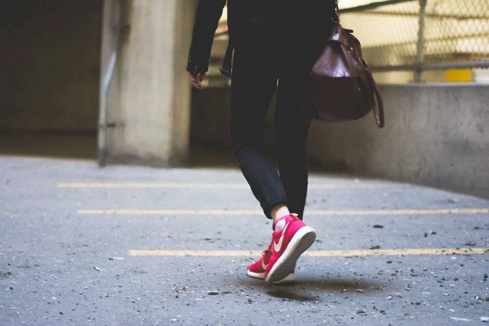 Errores que cometen los peatones
