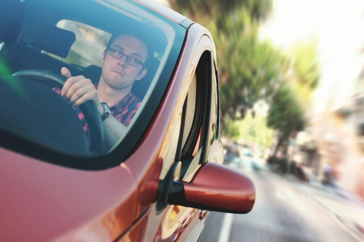 Detecta los puntos ciegos del auto