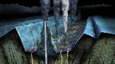 Expertos detectan particular fenómeno tectónico que ayudaría a predecir terremotos
