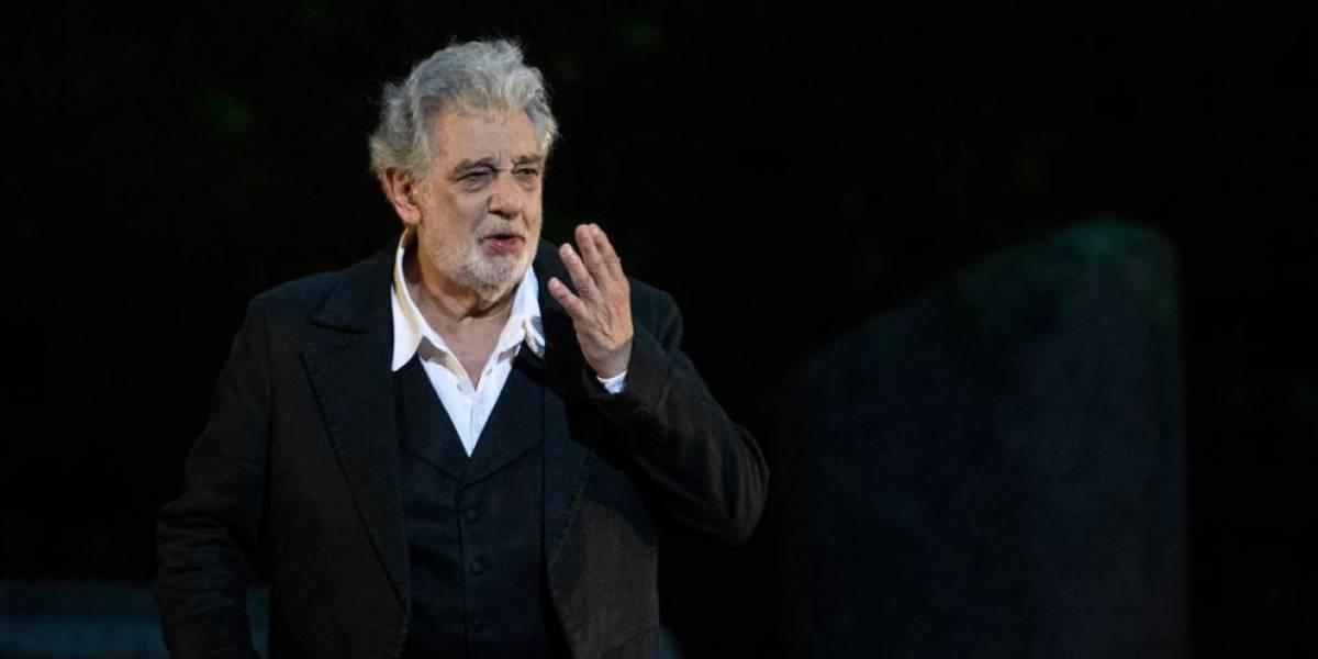 Ópera de LA investigará acusaciones contra Plácido Domingo