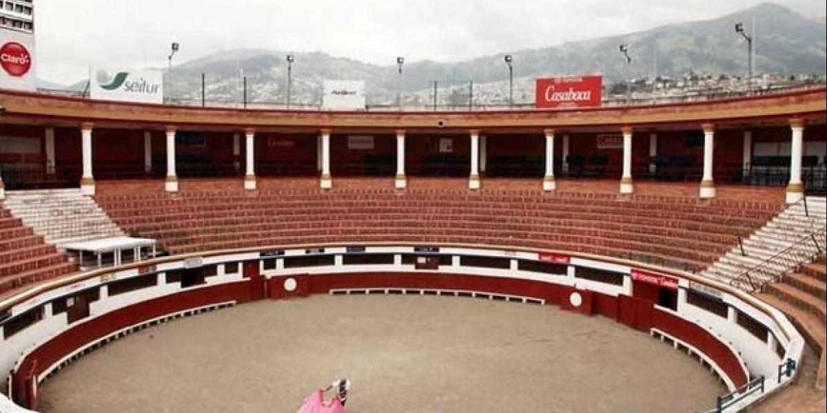 Municipio de Quito: La Plaza Belmonte se inaugura como un espacio de arte y la cultura