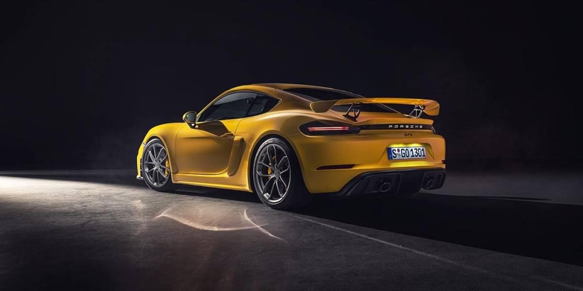 Porsche 718 Spyder y Cayman GT4, para puristas