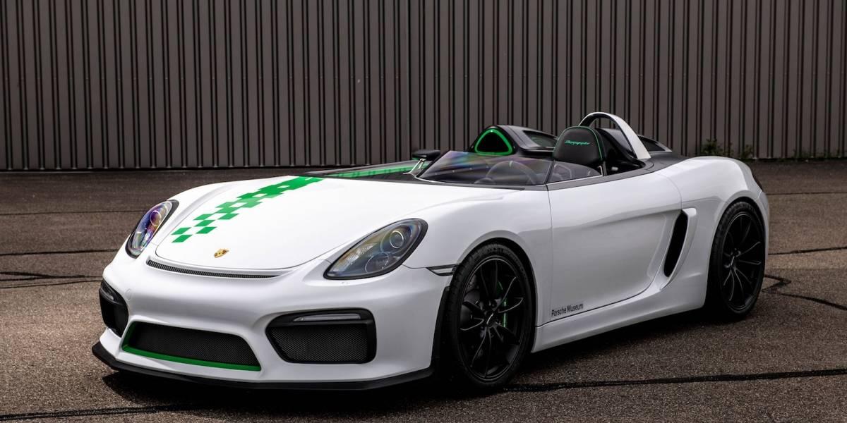 La fascinante historia de Porsche 981 Bergspyder, ¡el deportivo que nunca rodó en las calles!