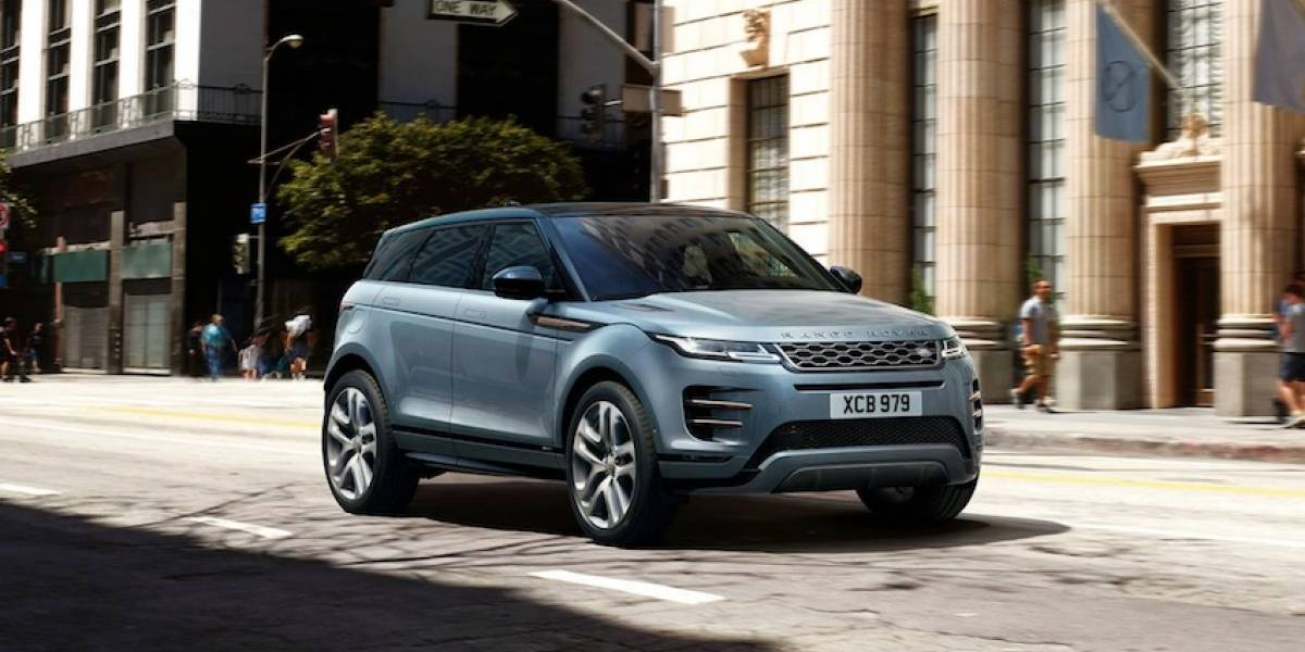 Range Rover Evoque, el mejor SUV/Crossover en los premios Women's World Car of the Year