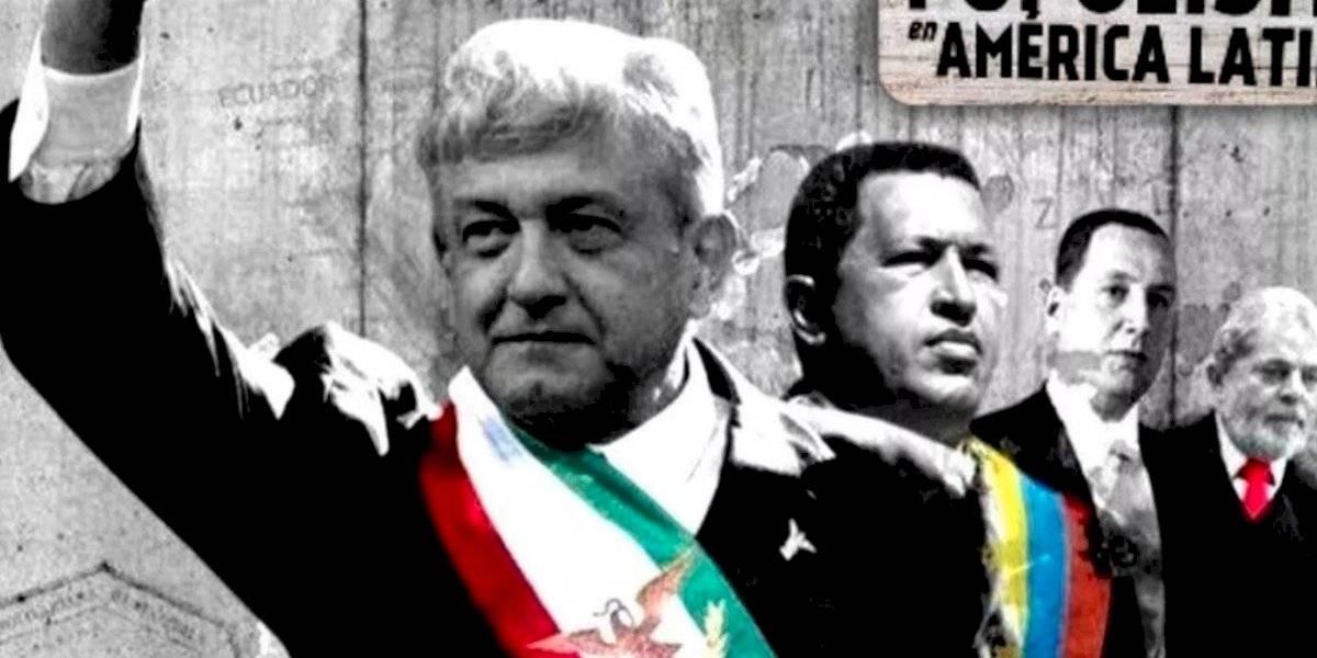 TEPJF amplía sanciones contra creadores de la serie Populismo en América Latina