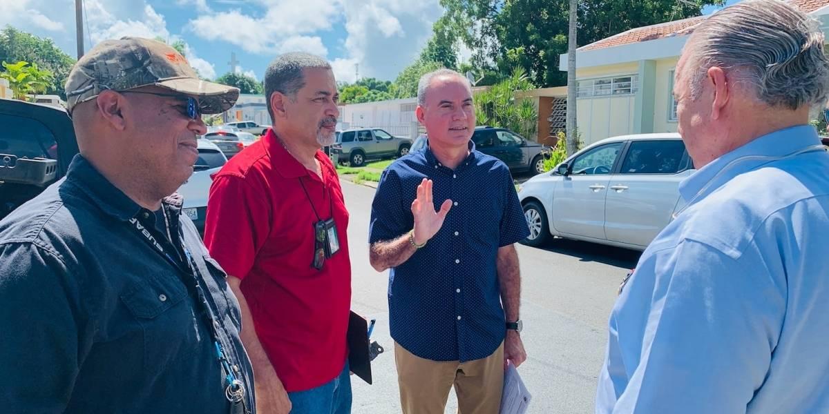 Residentes de San Juan piden se atienda problemas de inundaciones y seguridad en su comunidad